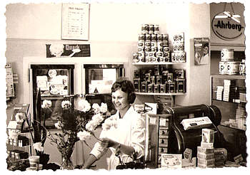 Tante Emma Laden 1962